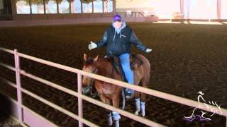 Teaching A Horse Side Passing - Tom McCutcheon