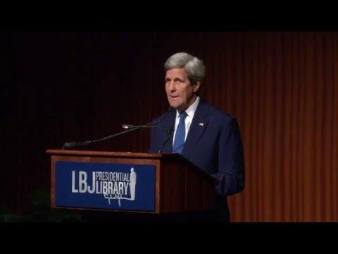Remarks at the Vietnam War Summit and Conversation with Ken Burns