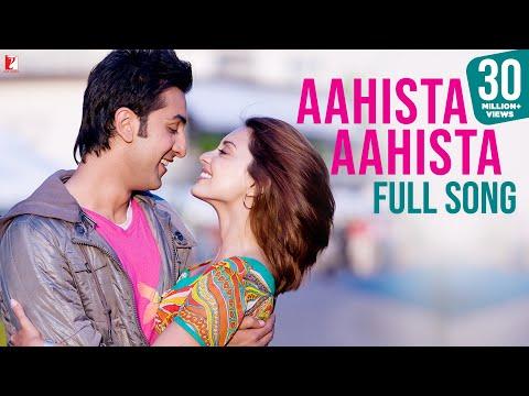 Aahista Aahista - Full Song   Bachna Ae Haseeno   Ranbir Kapoor   Minissha Lamba   Lucky   Shreya