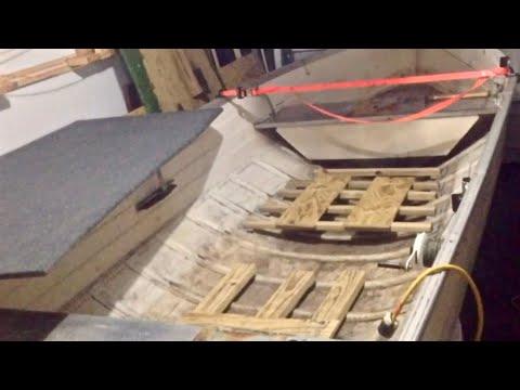 14ft Aluminum Boat Deck build (How To/DIY)