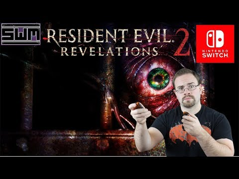 Resident Evil Revelations 2 With Gyro Controls! Nintendo Switch - Spawn Wave Plays