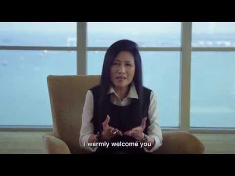 PSA e-induction video by Caroline Lim, Global Head of HR & Corporate Affairs
