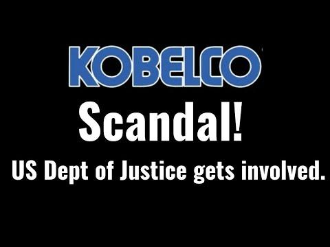 Kobe Steel Scandal! US Dept of Justice gets involved.