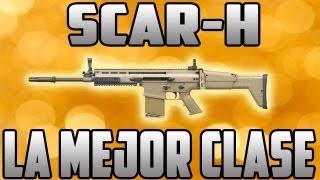 Scar-H | La Mejor Clase | Black Ops 2