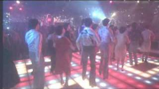 Night Fever dance_Saturday Night Fever