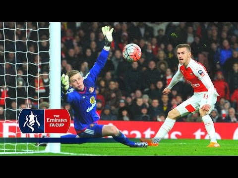 Arsenal 3-1 Sunderland - Emirates FA Cup 2015/16 (R3) | Goals & Highlights