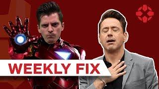 A rajongók visszakövetelik Tony Starkot - IGN Hungary Weekly Fix (2019/23. hét)