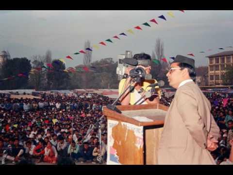 Madan Bhandari Speech at Bidur Nuwakot Magh 26