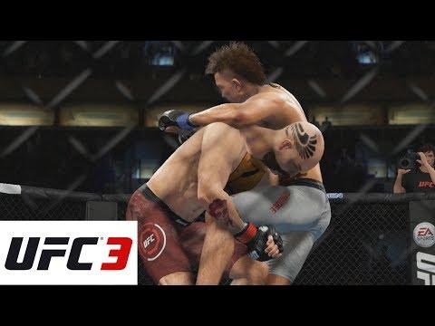 WRESTLING SCHOOL - UFC 3 - Career ep. 4