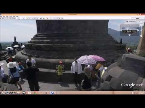 Borobudor Temple ~ Central Java, Indonesia