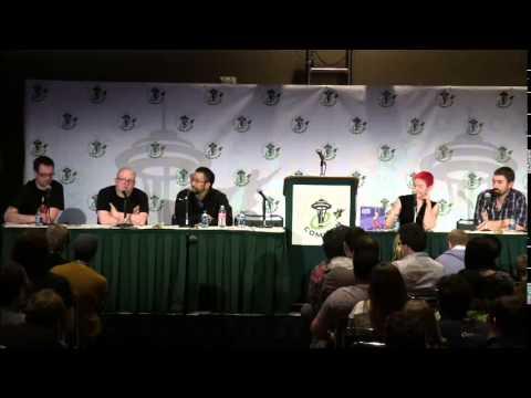 ECCC 2013: PENNY ARCADE STRIP SEARCH!