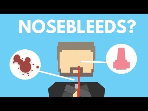 Video image: What causes nosebleeds?