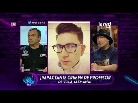 Impactante crimen de profesor de Villa Alemana
