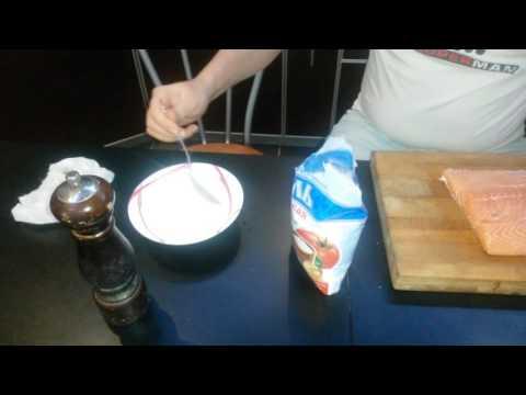 Рецепт засолки семги в домашних условиях