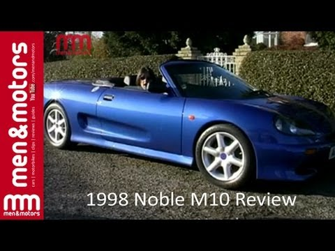 1998 Noble M10 Review