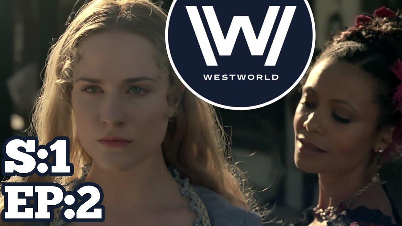 "Download Westworld Season 1 Episode 2 Recap & Review ""Chestnut"" (Westworld HBO)"