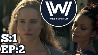 "Westworld Season 1 Episode 2 Recap & Review ""Chestnut"" (Westworld HBO)"