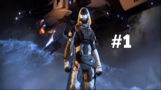 "Destiny PS3 Taken King Story Gameplay: ""The Coming War"""