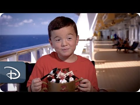 We Interviewed Seven Kids About Their Disney Cruise and Here's What They Had to Say