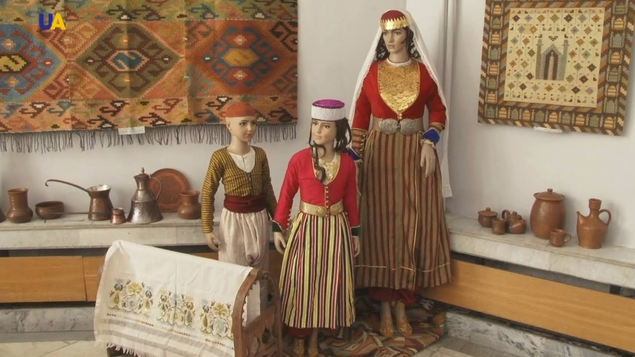 Про ART. Культура кримських татар - YouTube