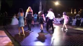 gangnam style music video (Lama & Rami - Lebanon wedding - Surprise Dance)