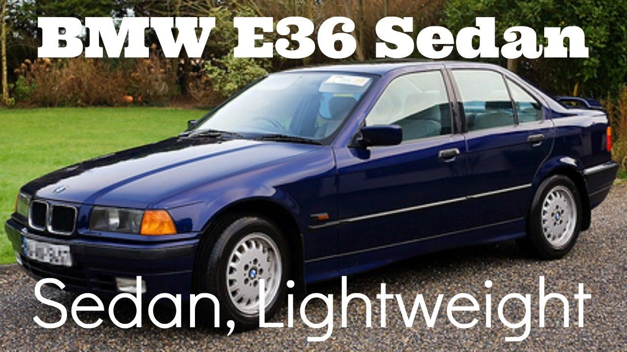 Bmw E36 Sedan Rigs Of Rods Youtube