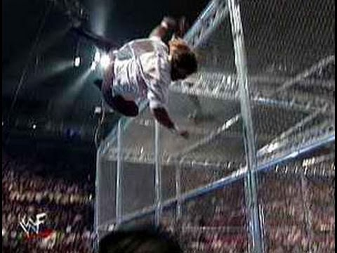 The Undertaker Vs Mankind King Of The Ring
