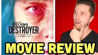 Destroyer - Movie Review (Nicole Kidman new film)