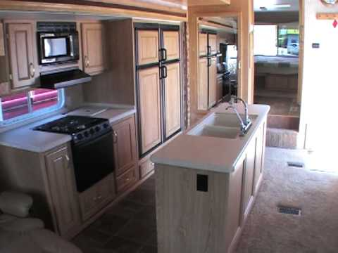2005 Alfa See Ya 35rlik Fifth Wheel Youtube