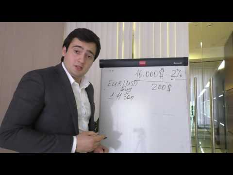 Как правильно рассчитать объем в сделке? #forex #aofx