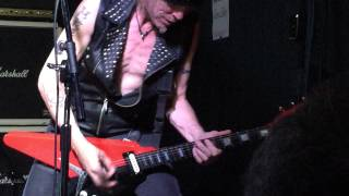 Michael Schenker Group- Lovedrive- The Boardwalk April 1, 2015- Orangevale, CA