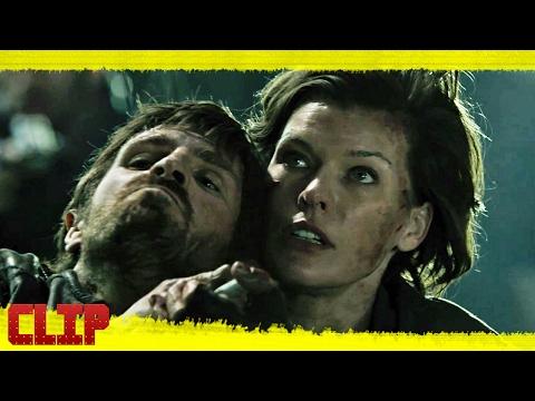 """Resident Evil 6: Capítulo Final Clip """"Todo termina donde empezó"""" Español"""