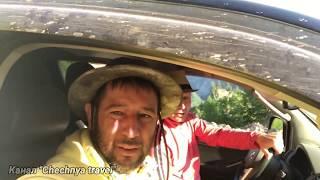 """Потрясающая дорога на озеро Галанчож. Полное видео - на канале """"Chechnya travel"""""""