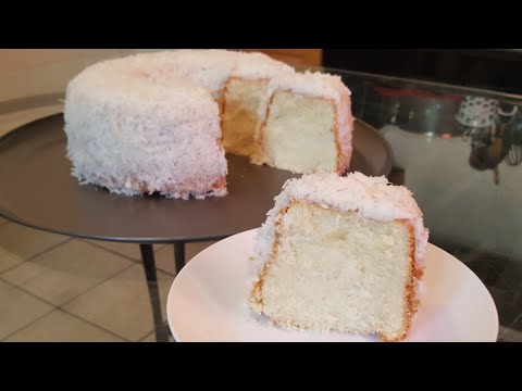 How to make Coconut Pound Cake from scratch