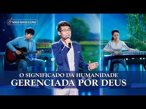 "Música gospel 2020 ""O significado da humanidade gerenciada por Deus"""