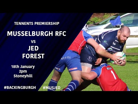 HIGHLIGHTS | Musselburgh vs Jed-Forest - Tennents Premiership 2019/20