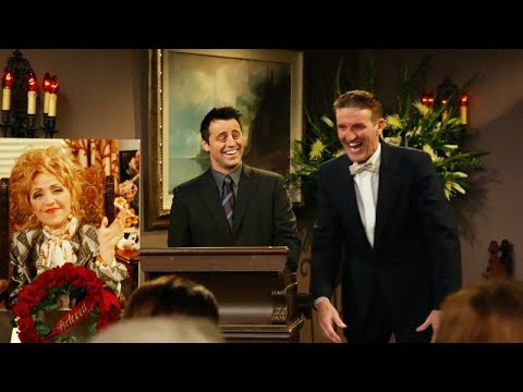 Friends Season 10 Episode 15 The One Where Estelle Dies Deleted