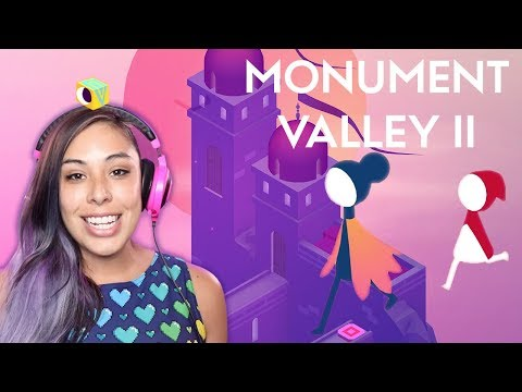 BEAUTIFUL PUZZLES - Monument Valley 2 - App Game