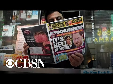 National Enquirer being sold for $100 million