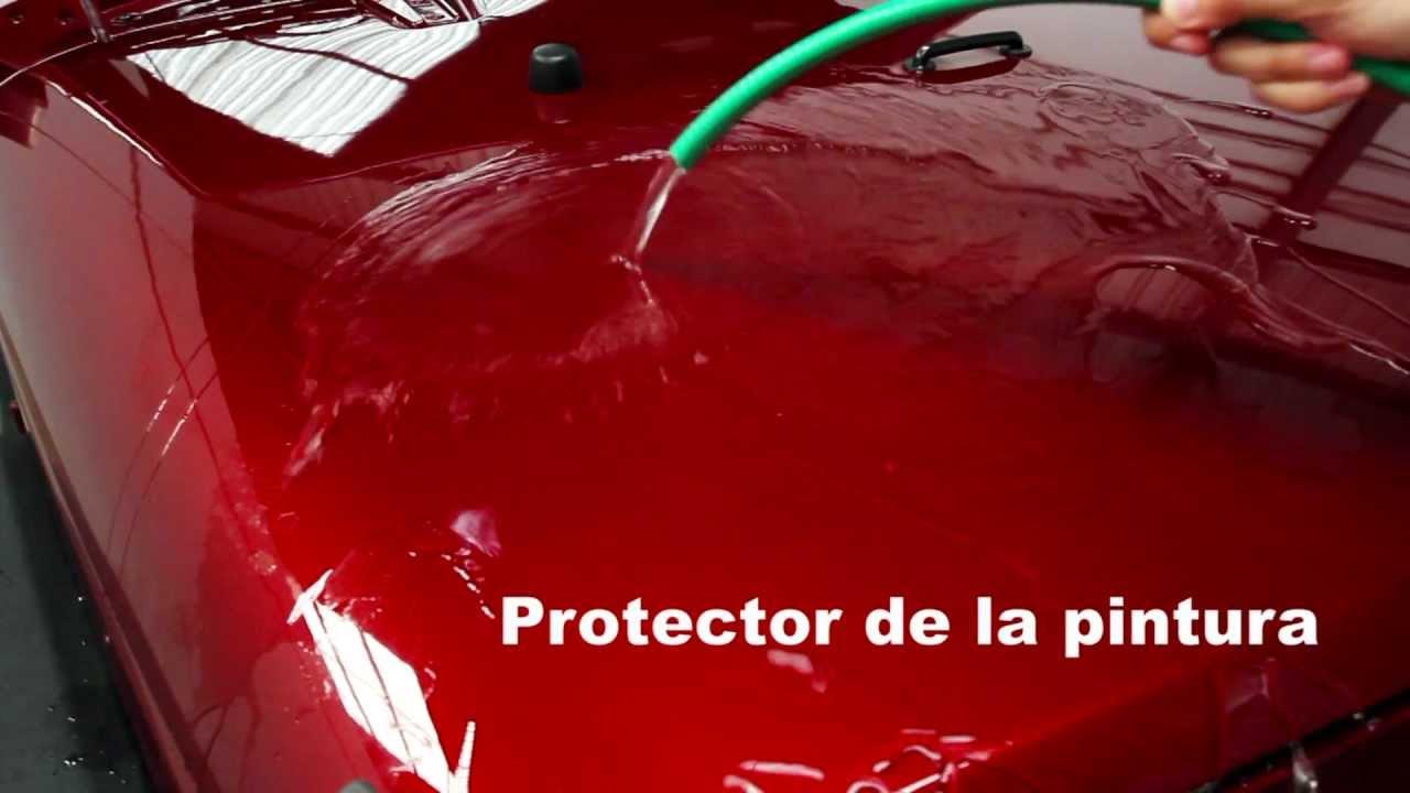 Spray wax spray brillo carrocerias for Protector de pintura