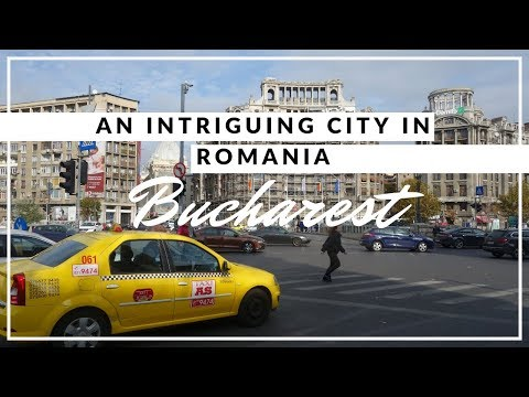 Bucharest beneath the surface: the hidden beauty of a Romanian city