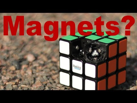 Magnetic Gan/Rubik's Speedcube (+Unboxing From TheCubicle.us)