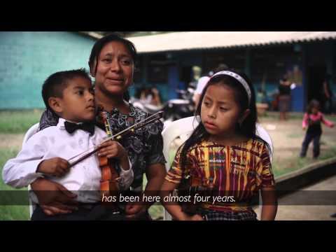 Guatemala: Changing lives through music | World Vision