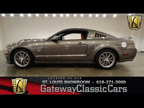 2005 Ford Mustang GT Eleanor - Gateway Classic Cars St. Louis - #6485