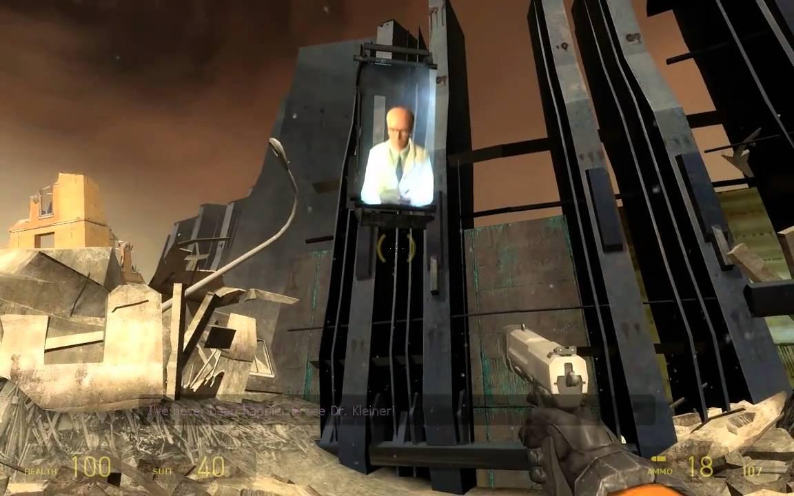 PC Longplay [123] Half-Life 2: Episode One