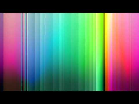 [10 Hours] Rainbow Curtains FAST - Video Only [1080HD] SlowTV