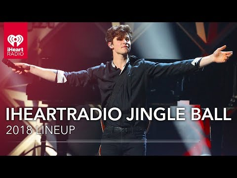 The iHeartRadio 2018 Jingle Ball Lineup Mp3