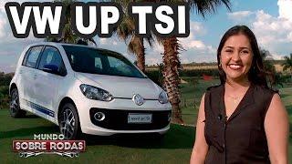 Novo VW UP 1.0 Turbo - TSI - Speed Up 2016