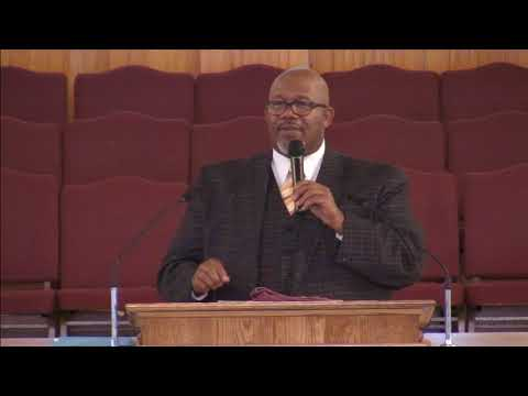 "Rev. Kenneth King: ""I'm Going Through"" (3.11.18)"