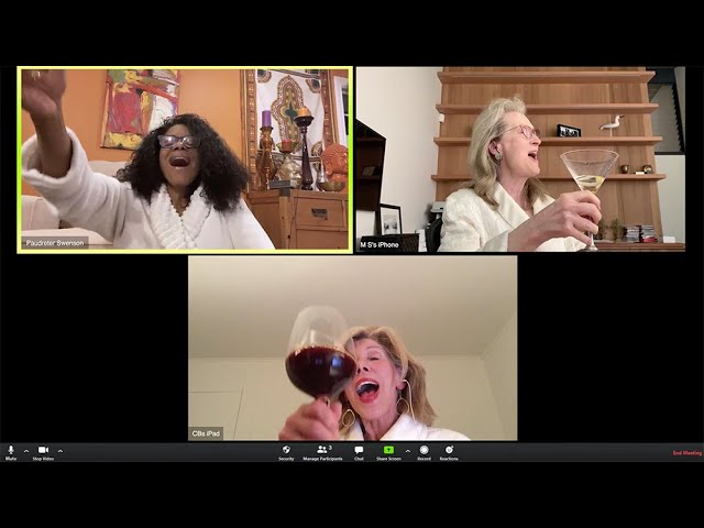 ""\""""The Ladies Who Lunch"""" with Meryl Streep, Christine Baranski & Audra McDonald (Official Video)""640|480|?|en|2|6b99dc5d7d188c58e6a52e2bc430c169|False|UNLIKELY|0.3073250353336334